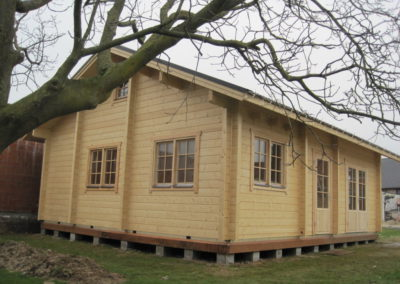 Chalet Recreatie huis Nancy