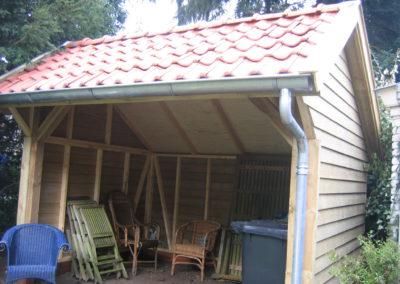Kapschuur Beku houtbouw dendolder 0126