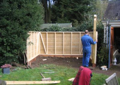 Kapschuur houtbouw Beku Dendolder 0056