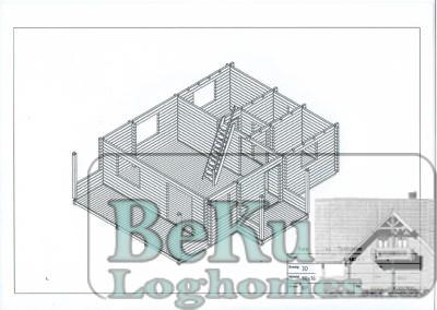 maria-2-3d-begane-grond Beku-loghomes