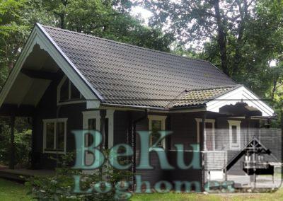 Blokhut Maria BeKu-Loghomes