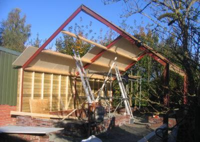 Schuur Harmen Beku houtbouw 7528