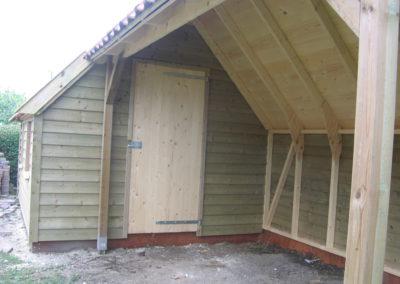 Schuur Zeerijp Beku houtbouw 6391
