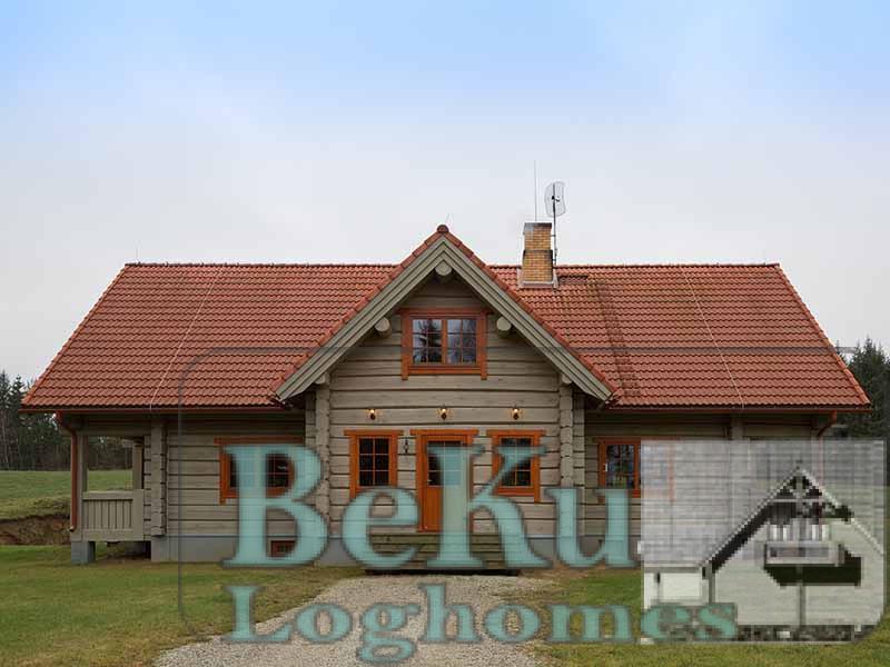 Noors handwerkhuis BEKU-Loghomes