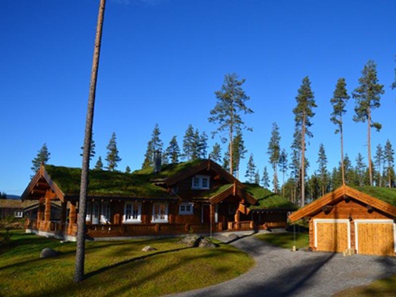BeKu-Loghomes Noors Handwerk Huis Blokhut